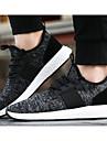 Bărbați Pantofi Nailon Primăvară / Toamnă Confortabili Adidași de Atletism Plimbare Negru / Gri / Albastru