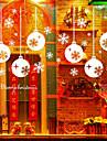 Modă Forme Crăciun Perete Postituri Autocolante perete plane Autocolante de Perete Decorative, Vinil Pagina de decorare de perete Decal