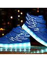 Băieți Pantofi Imitație de Piele Toamnă Confortabili Adidași pentru Rosu / Roz / Bleumarin