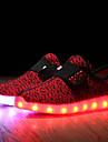 Băieți Pantofi Croșet Primăvară / Toamnă Confortabili / Primii Pași / Tălpi cu Lumini Adidași de Atletism LED pentru Rosu / Albastru / Roz