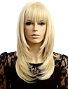 Synthetic Wig Wavy Natural Hairline Blonde Women\'s Capless Natural Wigs Short Synthetic Hair