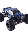 RC Car 9115 4ch Off Road Mașină Înaltă Viteză SUV Monster Truck Bigfoot Motor Electric fără Perii 50KM KM / H Telecomandă Reîncărcabil