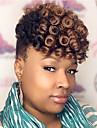Kenzie Curl Afrikanska flätor 100% kanekalon hår 1pack twist Flätor Hårflätor Korta