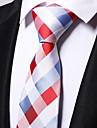 Bărbați Carou / Striat  Birou, Poliester - Cravată