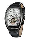 FORSINING Bărbați Pentru femei Ceas Casual Ceas La Modă Ceas de Mână Mecanism automat Calendar PU Bandă Casual Cool