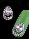 2 pcs Elegant Bijoux a ongles Autres / Nail Art Design