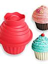Cake Moulds För Godis Tårta Muffin Kiselgel GDS (Gör det själv) Nyår Födelsedag Bakning Verktyg