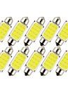 10 Glödlampor 1W W COB lm 12 Arbetslampa ForUniversell General Motors Alla år