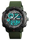 SKMEI Bărbați Piloane de Menținut Carnea Ceas Militar  Ceas La Modă Ceas Sport Japoneză Alarmă Calendar Cronograf Rezistent la Apă