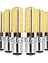 YWXLIGHT® 6pcs 7W 600-700lm E14 G9 G4 BA15d LED-lampor med G-sockel T 80 LED-pärlor SMD 5730 Bimbar Dekorativ Varmvit Kallvit 110-130V