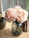 Konstgjorda blommor 5 Gren Brudbuketter / Minimalistisk Stil Hortensior Bordsblomma