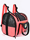 Dogs Cats Astronaut Capsule Carrier Pet Carrier Foldable Breathable Travel Solid Colored Yellow Red Green