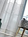 Imprime Salle de sejour Coton / Polyester metal