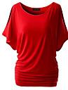 Pentru femei Tricou Mată De Bază