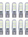 10 szt. Żarówki 2 W SMD LED 12 Włącz sygnał świetlny Na Univerzál General Motors Wszystkie roczniki