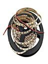 Bandes Lumineuses LED Flexibles 600 LED Lumiere de bande de 5M LED Blanc Decoupable Auto-Adhesives Pour Vehicules Decorative DC 12V