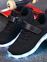 Αγορίστικα / Κοριτσίστικα Παπούτσια Πλεκτό / Δίχτυ Άνοιξη / Φθινόπωρο Ανατομικό / Φωτιζόμενα παπούτσια Περπάτημα Κορδόνια / Γάντζος & Θηλιά / LED για Γκρίζο / Μπλε / Ροζ
