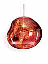 ZHISHU Lumini pandantiv Lumini Ambientale - Stil Minimalist Prinzător de vise, Inspirat de natură Șic & Modern, 110-120V 220-240V, Alb