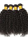 Brasilianskt hår Lockigt Hårförlängning av äkta hår 50g x 4 Heta Försäljning Förlängning Hårförlängningar av äkta hår Alla Julklappar Jul