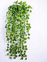 Flori artificiale 1 ramură stil minimalist / Pastoral Stil Plante Flori Perete
