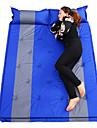 وسادة وسادة النوم ذاتية النفخ وسادة هوائية في الهواء الطلق تخييم خفة الوزن 3D وسادة سميك PVC بك مشمع وقاية التسلق شاطئ Camping / Hiking / Caving إلى 2 الأشخاص / مزدوج