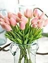 Flori artificiale 10 ramură Rustic / Petrecere Lalele / Florile veșnice Față de masă flori