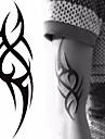 5 pcs Tatoveringsklistremerker midlertidige Tatoveringer Totem Serier kropps~~POS=TRUNC arm