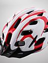 GUB® Ninos Casco de bicicleta 25 Ventoleras CE Resistente a Golpes Peso ligero Visera extraible EPS ordenador personal Deportes Ciclismo / Bicicleta - Rojo Azul Rosa / Ventilacion