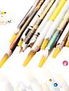 10pcs nagel konst Nail Dotting Tools Nail Art Kits & Tillbehör / Nail Art DIY Tool Accessory Ny / Artistisk / Självhäftande Dagligen Nail
