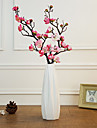 Kunstbloemen 1 Tak Klassiek Modern Pruim Bloemen voor op tafel