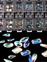 100 pcs Стразы для ногтей Модный дизайн / Творчество / Стразы маникюр Маникюр педикюр На каждый день / Тренировочные Стиль