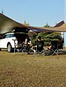 DesertFox® 4 شخص واقي للتخييم في الهواء الطلق خفة الوزن مكتشف الأمطار التنفس إمكانية طبقة واحدة قطب الماسورة خيمة التخييم 1000-1500 mm إلى شاطئ Camping / Hiking / Caving تنزه قماش اكسفورد PU
