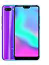 "Huawei Honor 10 Global Version 5.6-6.0 بوصة "" 4G هاتف ذكي (4GB + 128GB 20+16 mp هيسيليكون كيرين 970 3400 mAh mAh)"