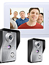 MOUNTAINONE SY819MKW21 7 Inch Video Door Phone 7 pouce Systeme Mains-Libres 700 TV Line interphone video