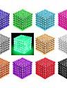 216/512 pcs 3mm / 5mm Jucării Magnet bile magnetice / Lego / Puzzle cub Magnet / Magnet Neodymium Creative / Magnetic / inteligent Cadou