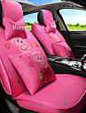 ODEER Pokrowce na fotele Pokrowce na siedzenia Różowy Włókienniczy Kreskówka / Zwykły Na Univerzál Wszystkie roczniki Wszystkie modele