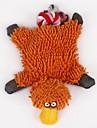 Piepend Speelgoed Gebitsreinigend speeltje Huisdiervriendelijk Vilt / Stof Speelgoed Cartoon Toy Pluche Voor Honden Katten Kleine pelsdieren