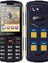 """SERVO H8 2.7 polegada """" Celular (Other + Outro N / D Outro 3000 mAh mAh) / 320 x 240"""