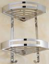 Ράφιι μπάνιου Νεό Σχέδιο / Απίθανο Σύγχρονο Ανοξείδωτο Ατσάλι / Σίδηρο 1pc Επιτοίχιες
