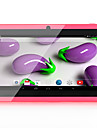 Q88 Tablet Android (Android 4.4 1024 x 600 Quad Core 512MB+8GB) / 32 / Mini USB / Protetor de Entrada de Fones 3.5mm