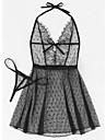 Pentru femei Sexy Costume Pijamale - Plasă Mată