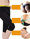 Slimming Pants Capris Leggings Neoprene Stretchy Hot Sweat Weight Loss Fat Burner Gym Tummy Yoga Fitness Gym Workout For Men Women Leg Abdomen