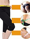 Afslankbroek Capri-legging neopreeni Rekbaar Heet zweet Gewichtsverlies Vetverbrander Sportschoolbuik Yoga Fitness Gym training Voor Heren Dames Been Buik