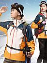 WEIDE Homme Veste de Ski Etanche Chaud Coupe Vent Ski Camping / Randonnee Snowboard Polyester Toison Veste Coupe Vent Veste Hiver Tenue de Ski