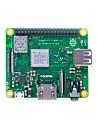 model raspberry pi 3 a +, z większością ulepszeń takich jak raspberry pi 3b +, w mniejszej obudowie