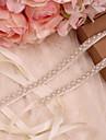 Satén / Tyl Svatební / Zvláštní příležitosti Šerpa S Imitace perel Dámské Šerpy