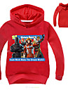 Inspired by Cosplay Cosplay Video Game Cosplay Costumes Cosplay Hoodies Cartoon Long Sleeve Top Costumes