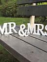 Lettere & Numeri Legno Decorazioni di nozze Matrimonio Matrimonio Per tutte le stagioni