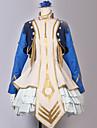 Inspirado por Cosplay Cosplay Anime Disfraces de cosplay Trajes Cosplay Diseno Especial Vestido / Guantes / Mas Accesorios Para Hombre / Mujer