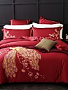 Duvet Cover Sets Contemporary Polyster Reactive Print 4 PieceBedding Sets